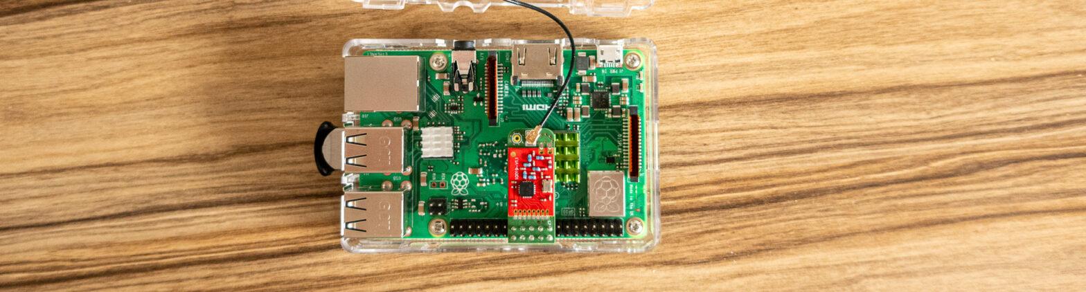 Raspberry Pi3 Teaser-Bild